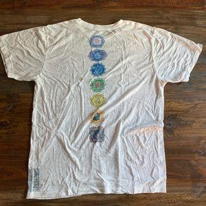 Third Eye Threads Men's Yoga Tee Shirt - Large
